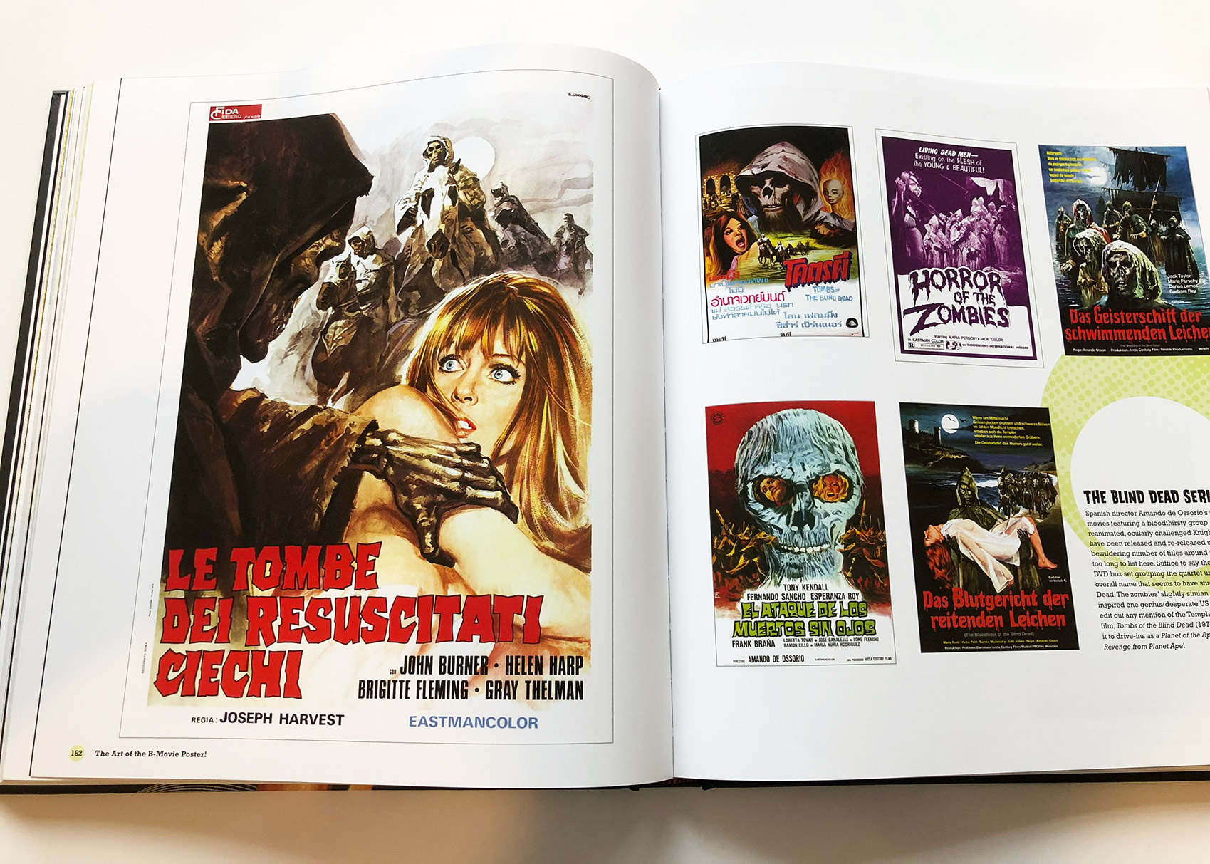 The Art of the B-Movie Poster Book Review