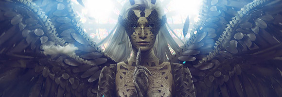 The Digital Fantasy Art of Carlos Quevedo