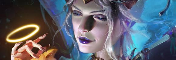 The Gorgeous Fantasy Art of Freedom XI