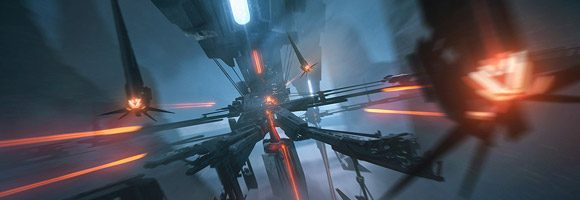 The Digital Sci-Fi Artworks of Bastien Grivet