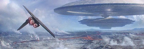 The Cinematic Sci-Fi Art of Mat Gilson