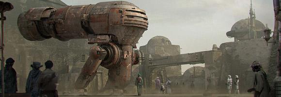 Star Wars & Sci-Fi Art by Ruben Alba