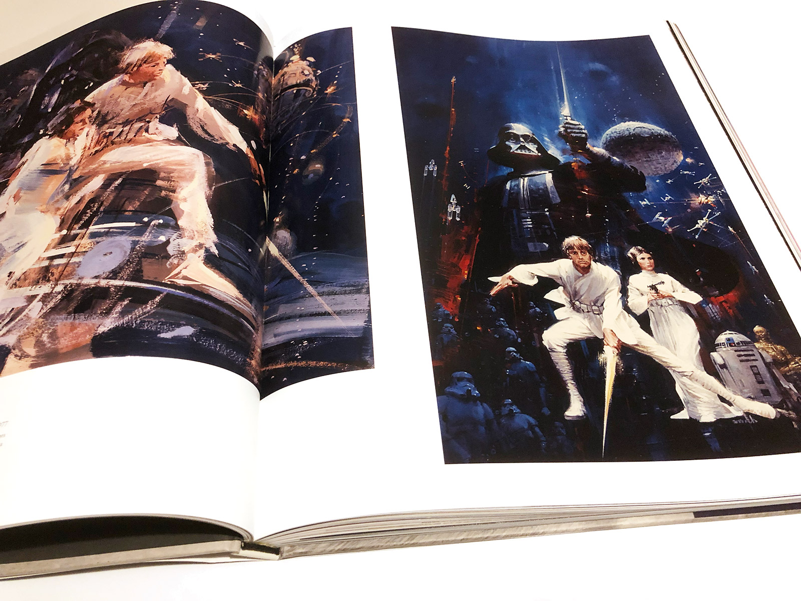 Star Wars Art: Posters Book Review