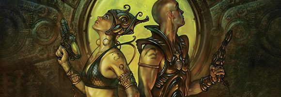The Sci-fi & Fantasy Art of Patrick J. Jones Book Review