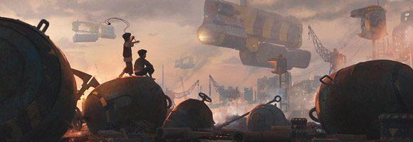 The Sci-Fi Concept Artworks of Rostyslav Zagornov