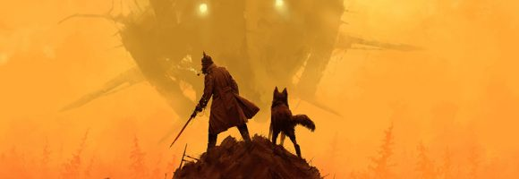 Howling at the Moon – Jakub Rozalski Art Book Review
