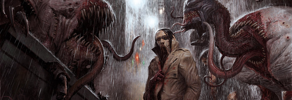 The Dark Fantasy Artworks of Adrian Smith