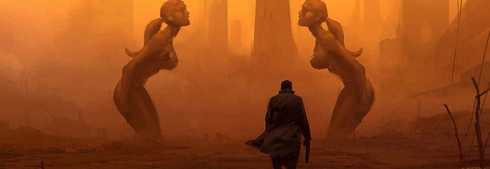 The Movie Concept Art of Jon McCoy