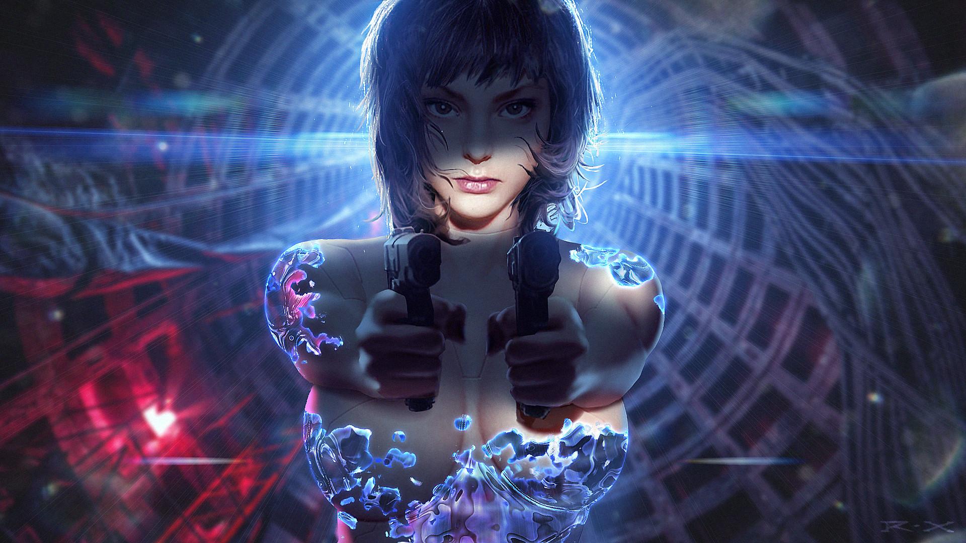 The Superb Digital Art of RX
