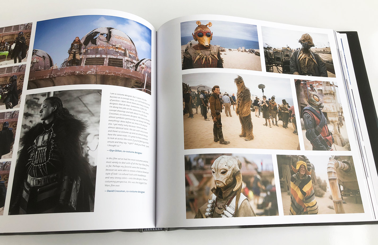 Making Solo: A Star Wars Story Book Review