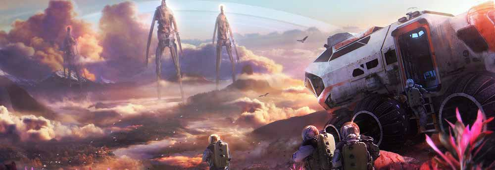 The Amazing Science Fiction Art of Jose Borges