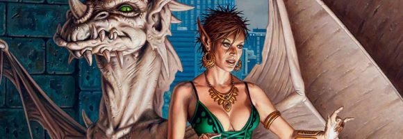 The Classic Sci-Fi & Fantasy Art of Clyde Caldwell
