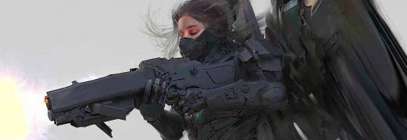 The Science Fiction Concept Art of Artyom Turskyi