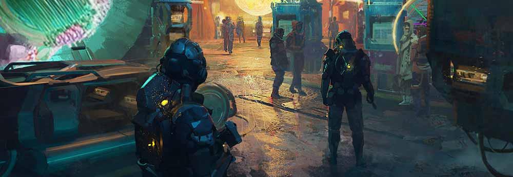 The Science Fiction Art of Marat Zakirov