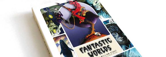 Fantastic Worlds: The Art of William Stout Book Review