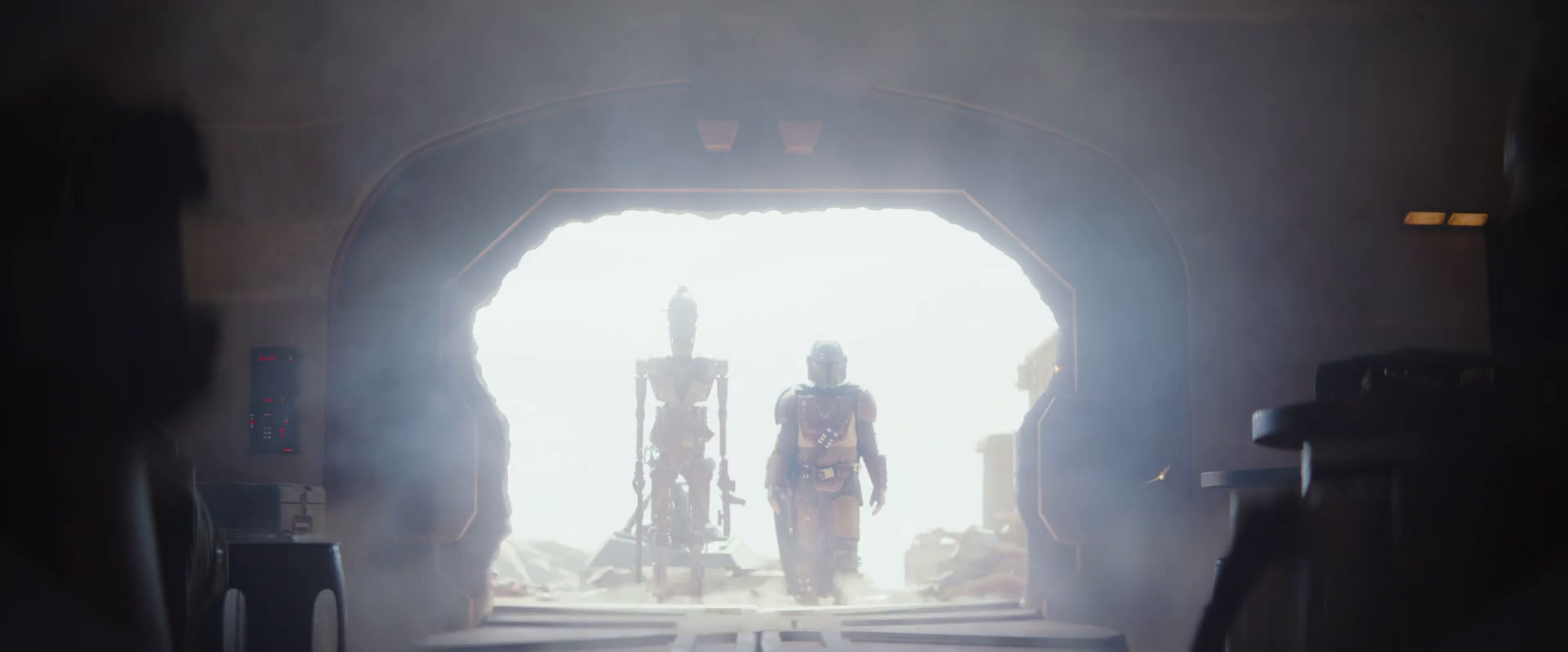 The Star Wars 'The Mandalorian' Trailer