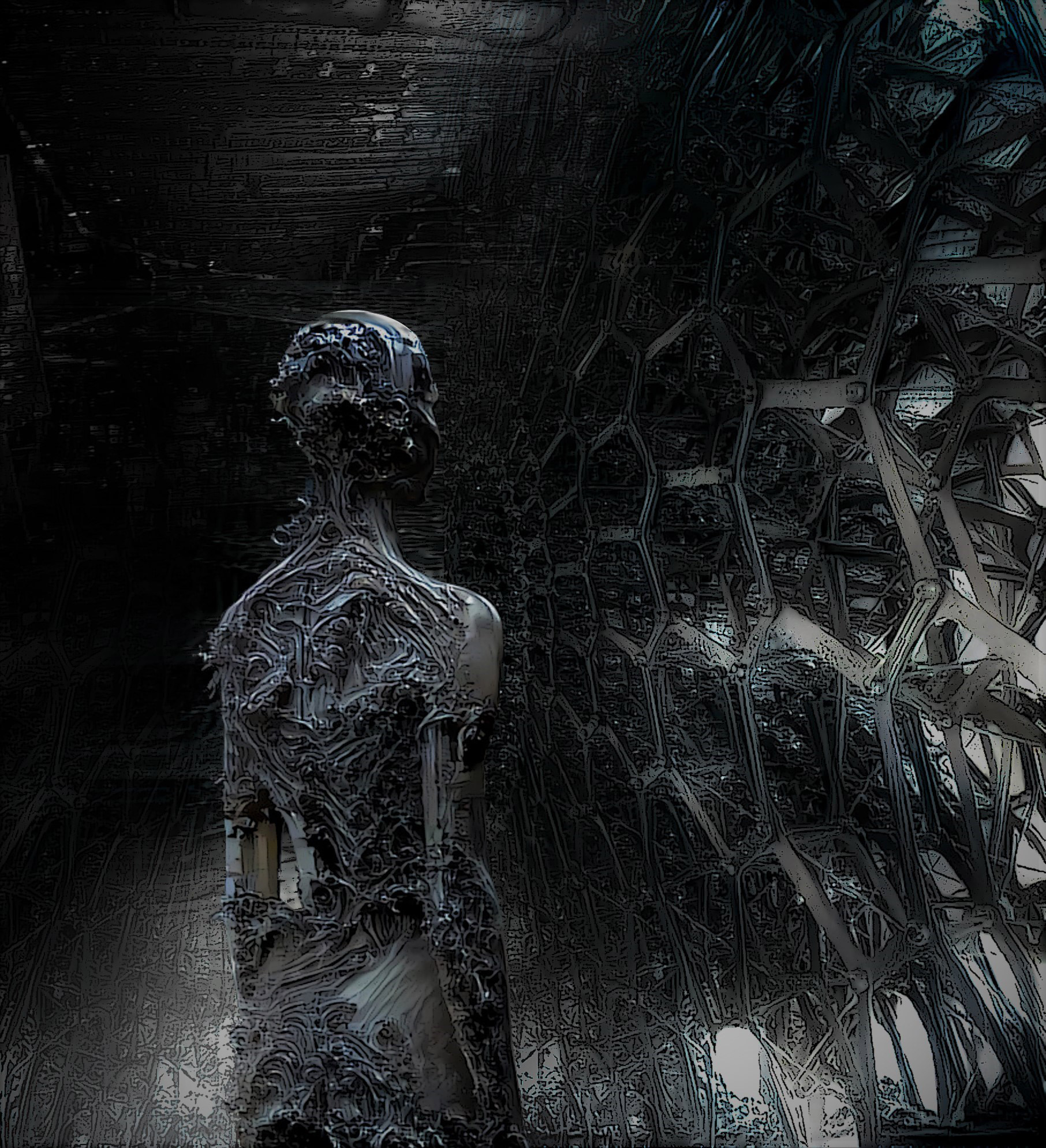 The Sci-Fi & Fantasy Paintings of Karl Sisson