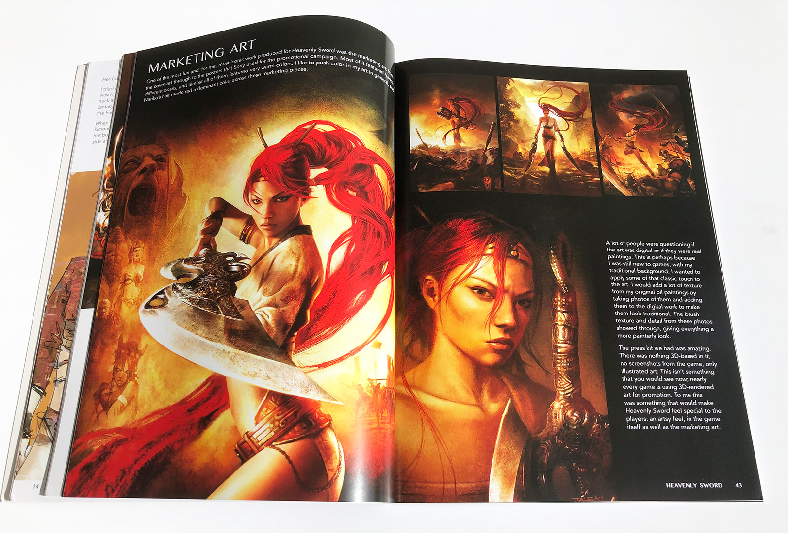 Talexi - The Concept Art of Alessandro Taini Book Review
