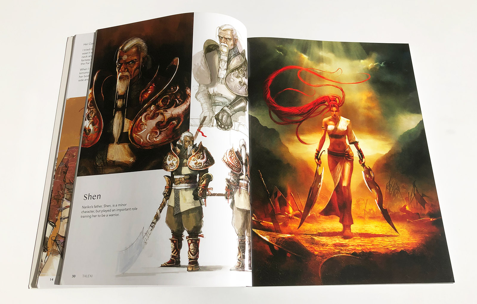 Talexi The Concept Art Of Alessandro Taini Book Review