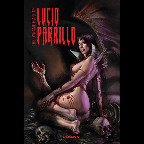 TThe Dynamite Art of Lucio Parrillo