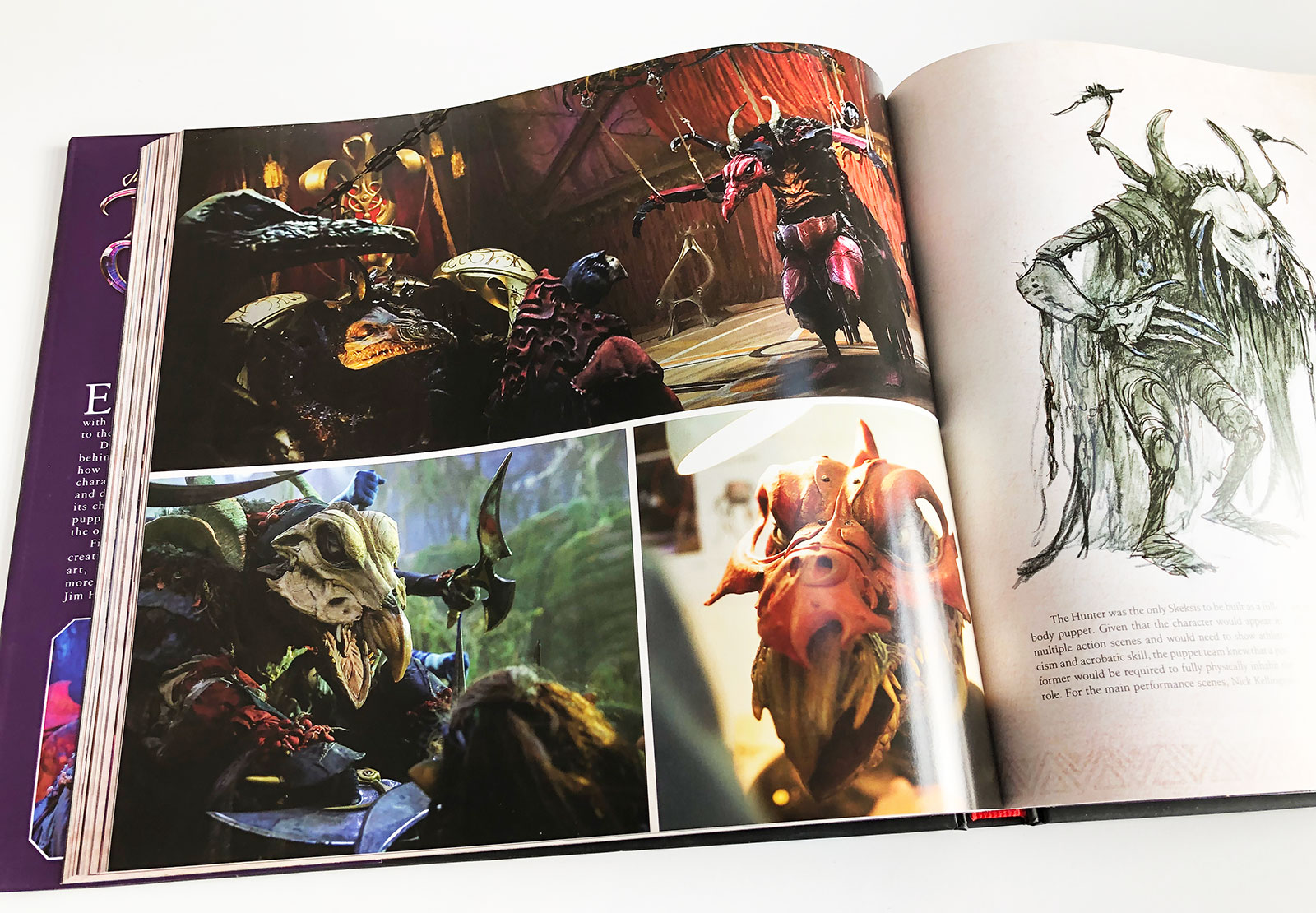 The Art of The Dark Crystal: Age of Resistance Book Review