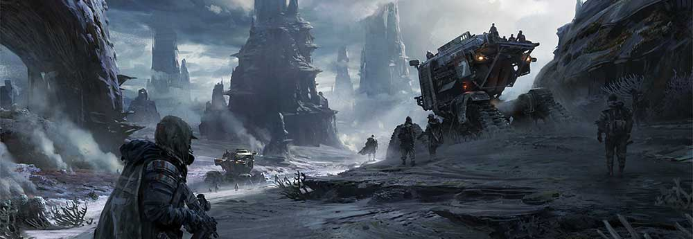 The Amazing Science Fiction Art of Sergey Grechanyuk