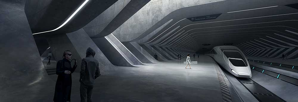 The Impressive Sci-Fi Artworks of Tarmo Juhola