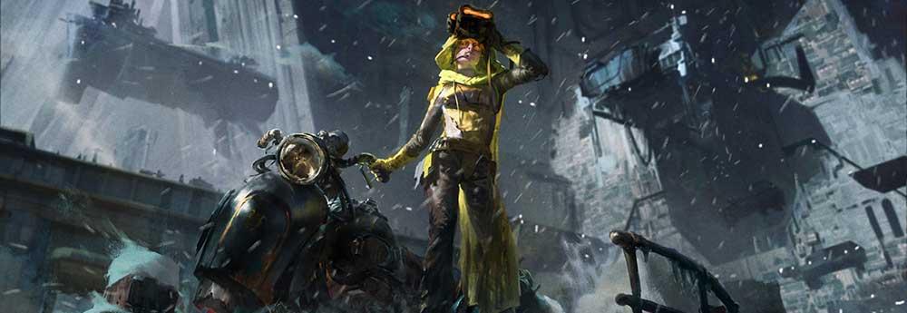The Sci-FI & Fantasy Art of Jan Weßbecher