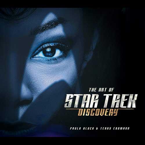 The Art of Star Trek Discovery Art Book