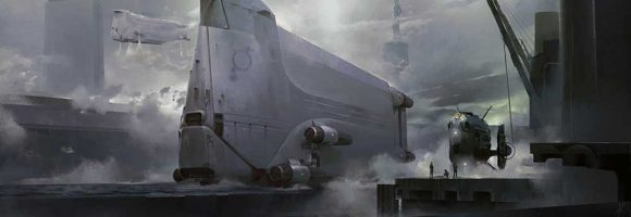The Magnificent Sci-Fi Art of Leonid Koliagin