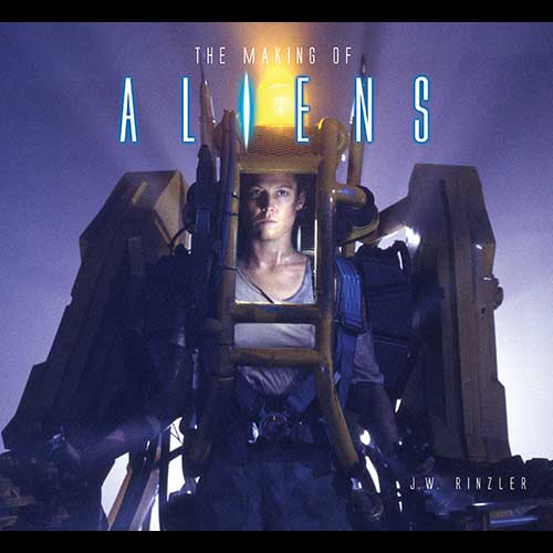 The Making of Aliens Art Book