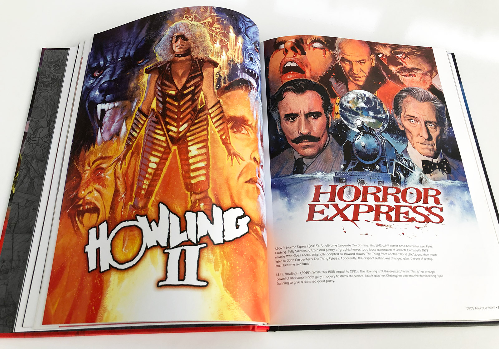 Hung, Drawn and Executed: The Horror Art of Graham Humphreys