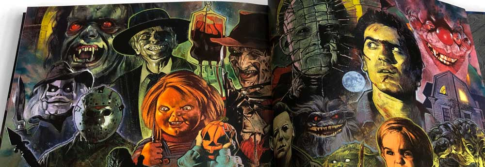 Hung, Drawn and Executed Art Book Review