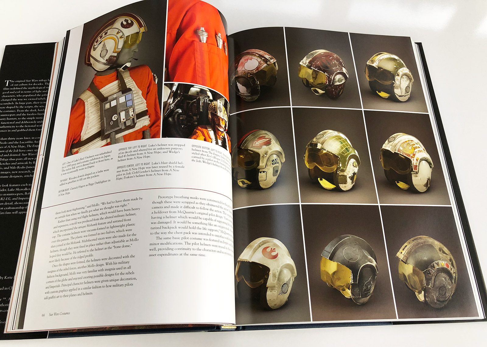 Star Wars Costumes - The Original Trilogy Book