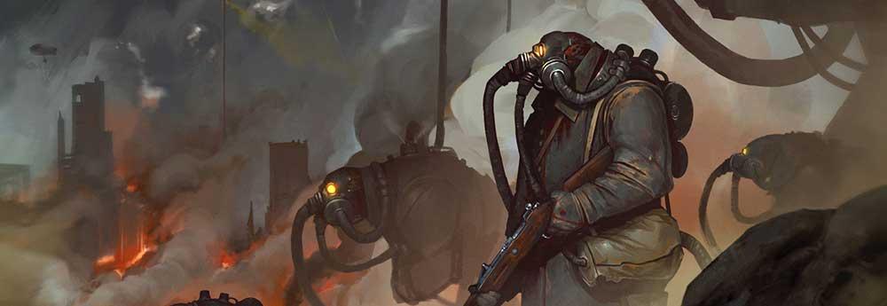The Sci-Fi & Fantasy Illustrations of Andrew Mironov