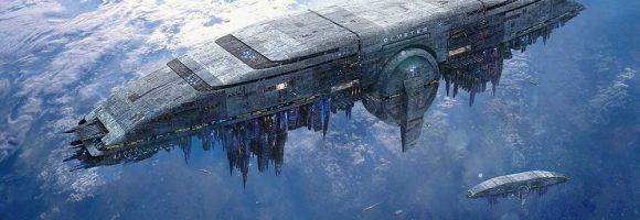 The Sci-Fi Concept Designs of Mack Sztaba
