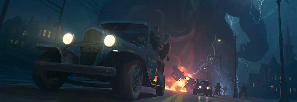 The Sci-Fi & Fantasy Art of Richard Wright