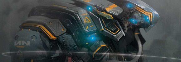 The Digital Sci-Fi Artworks of Esteo