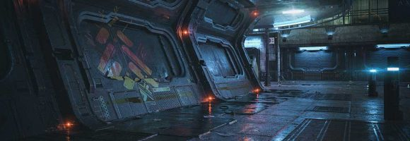 The Stunning Sci-Fi Art of Stefan Morrell