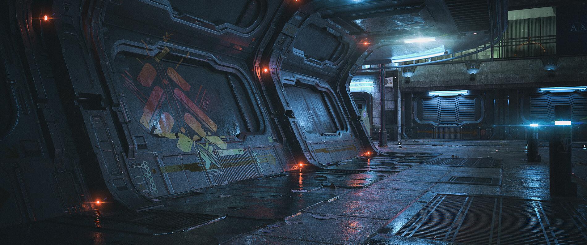 The Stunning Sci-Fi Art of Stefan Morrell