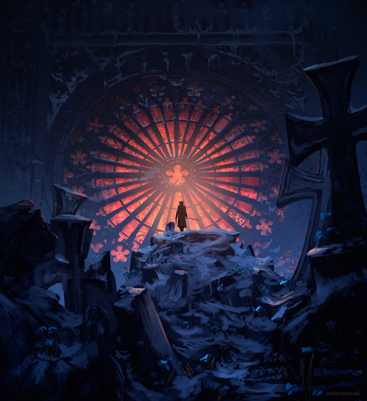 The Amazing Fantasy Art of Anato Finnstark