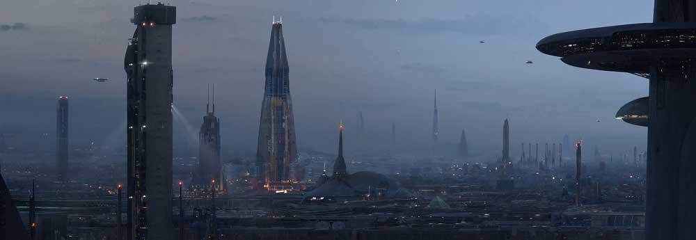 The Cinematic Sci-Fi Art of Thu Berchs
