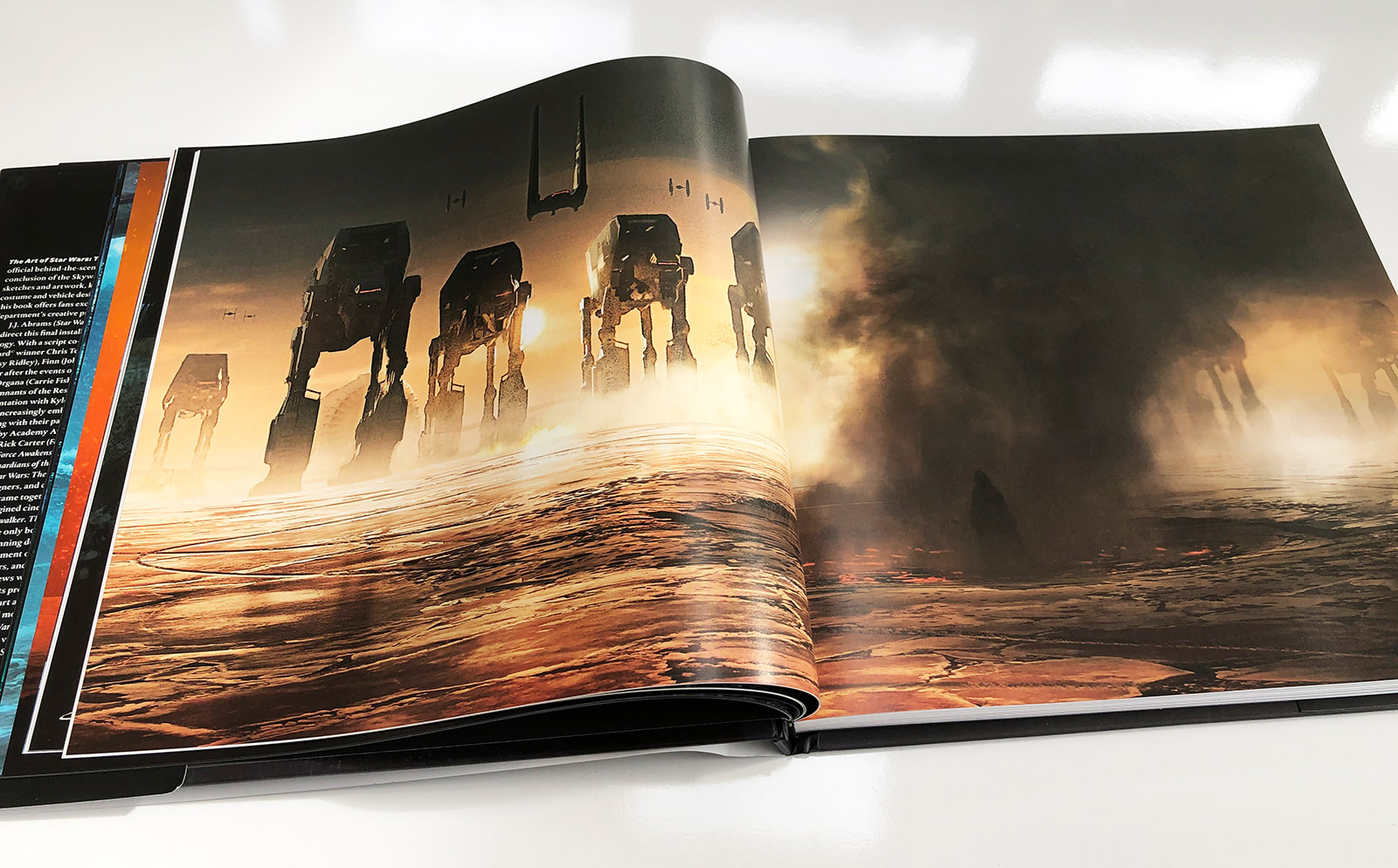 The Art of Star Wars: The Rise of Skywalker Book Review