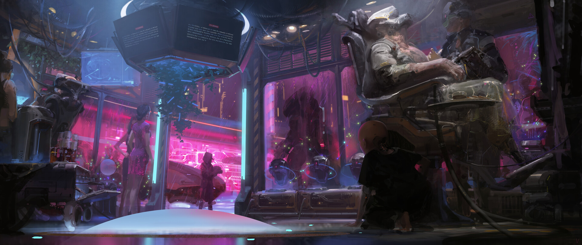 The Glorious Fantasy Art of Victor Cloux