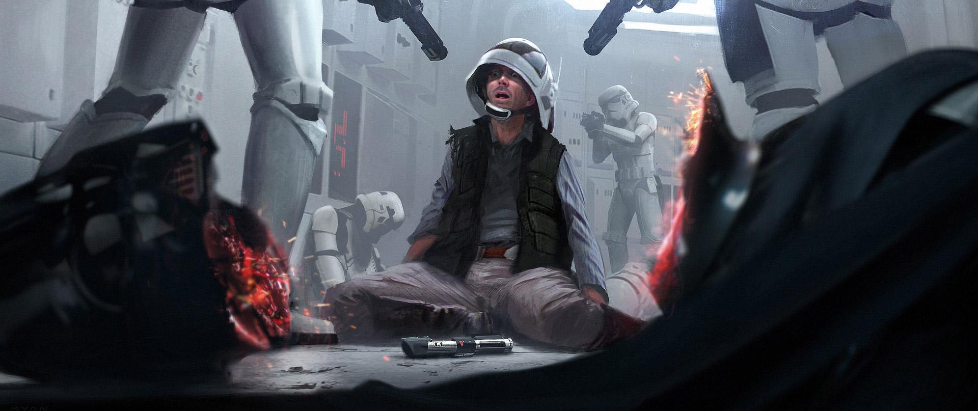 The Sci-Fi & Fantasy Concept Art of Morgan Yon