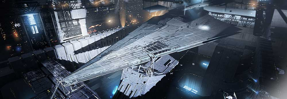 The Star Wars & Sci-Fi Art of David Levy