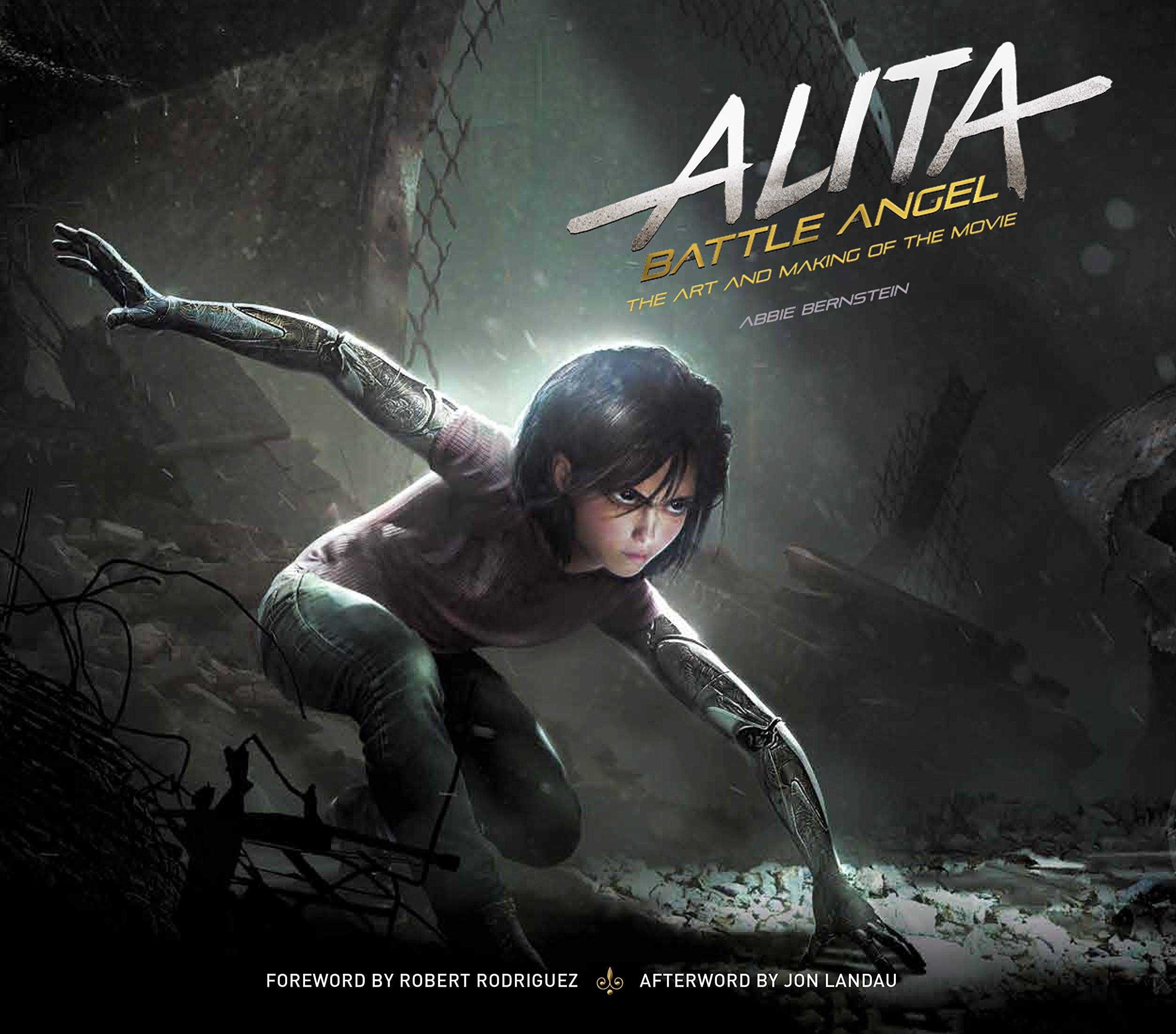 Alita: Battle Angel - The Art and Making of the Movie Book