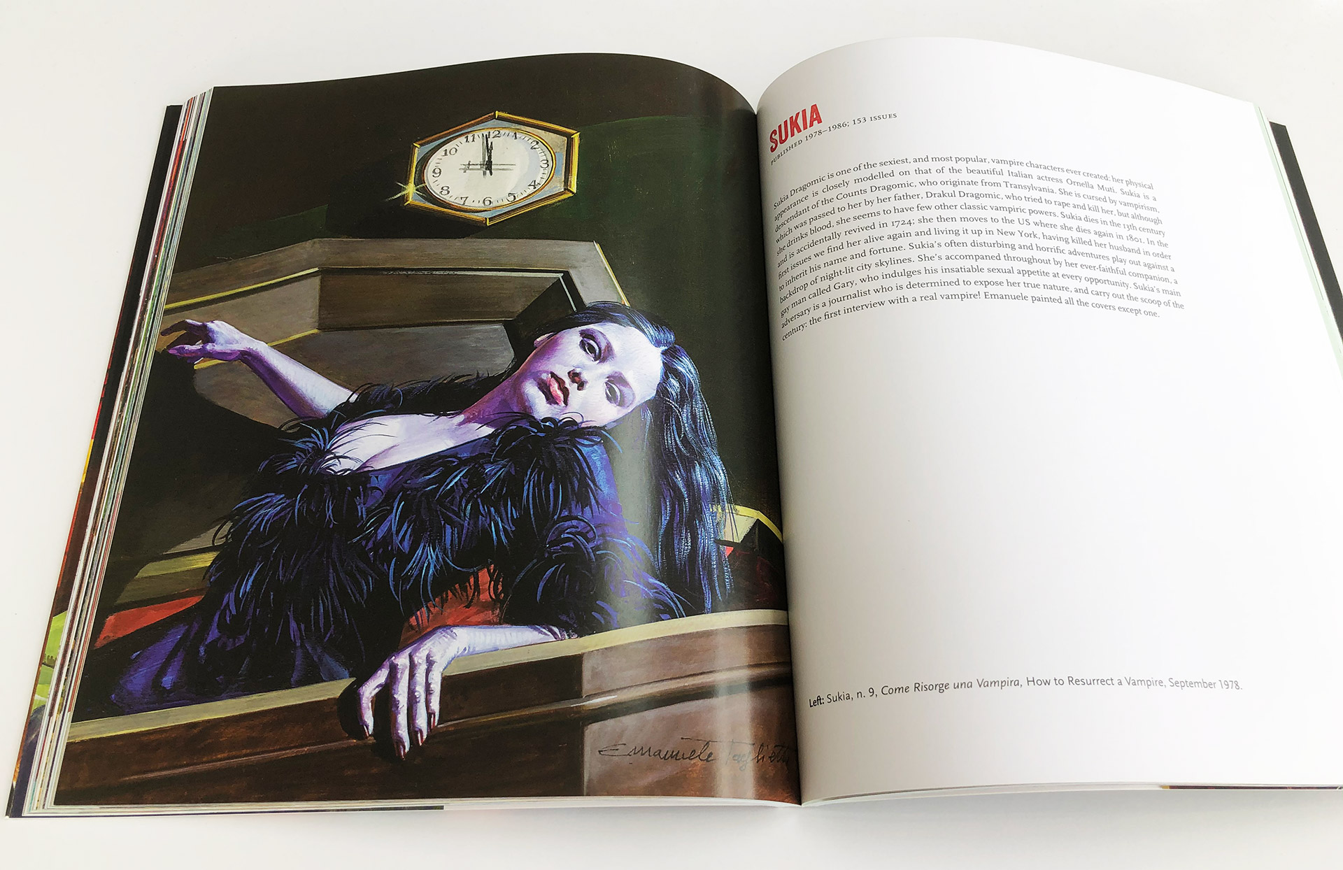 Sex And Horror: The Art Of Emanuele Taglietti Book Review