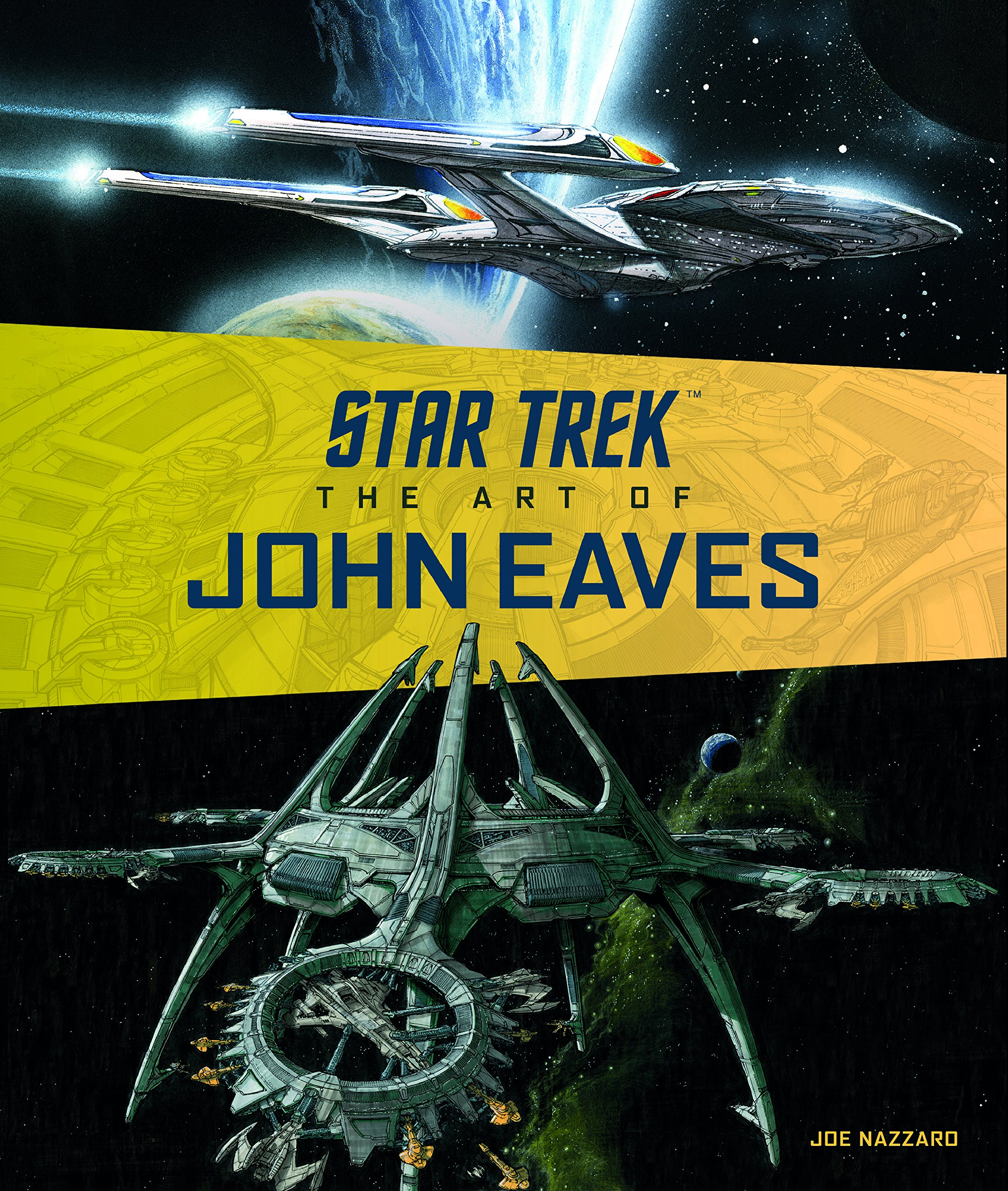 Star Trek: The Art of John Eaves Book Review