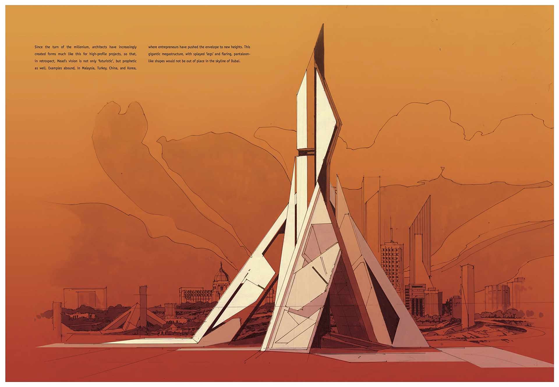 The Movie Art of Syd Mead Book Review